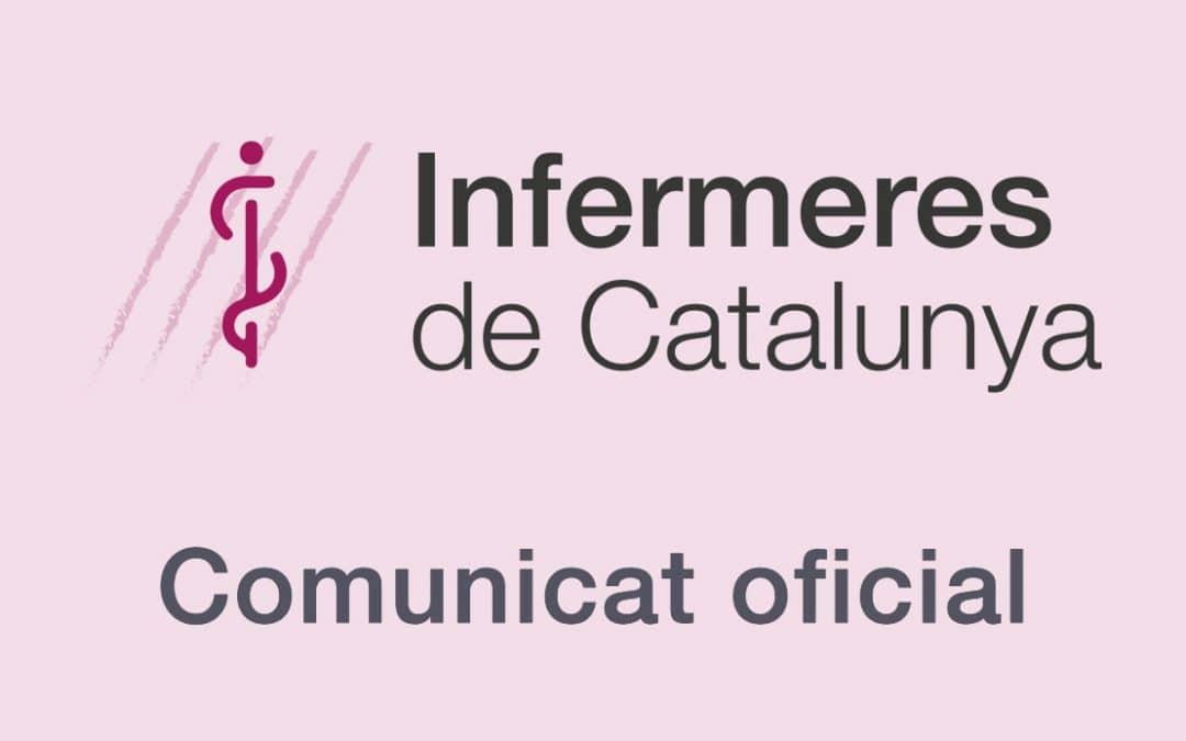 Comunicat oficial sobre la neutralitat a les eleccions al COIB 2020