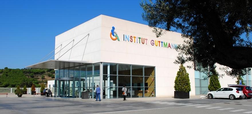 Infermeres de Catalunya aterra a l'Institut Guttmann