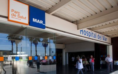 Professionals de l'Hospital del Mar i de l'Hospital de Sant Pau denuncien restricció i manca de material d'autoprotecció