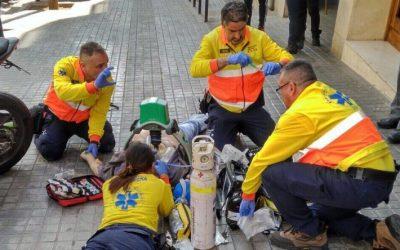 El Sistema d'Emergències Mèdiques(SEM)impedeix ales seves infermeresrespondre a la crida del Departament de Salut per als nous espais hospitalaris