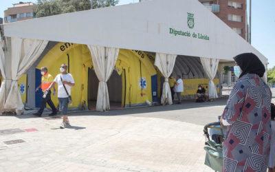 Infermeres de Catalunya dona suport al confinament per controlar el brot de Lleida