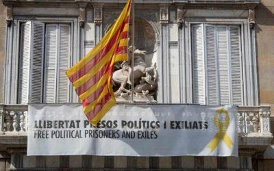Posicionament en la defensa de les institucions de Catalunya