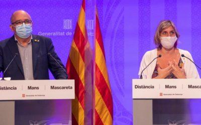 Infermeres de Catalunya mostra el seu desacord amb el pla pressupostari per a l'Atenció Primària i la contractació de professionals no sanitaris com a referents COVID a les escoles