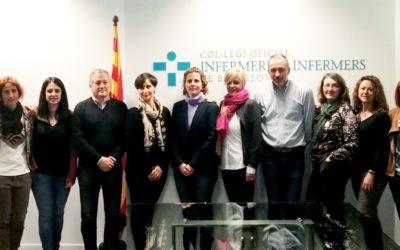 Els serveis jurídics del sindicat presenten dues demandes contra el Col·legi Oficial d'Infermeres i Infermers de Barcelona (COIB)