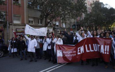 Posicionament sobre la vaga convocada pel sindicat Metges de Catalunya