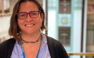 La infermera Yolanda Lejardi, nova Directora Gerent de l'ICS